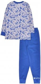 Пижама НатаЛюкс 94-3601 Светло-синяя