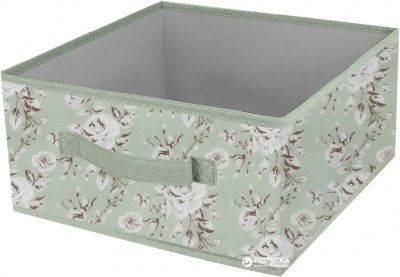 Короб складаний Handy Home Прованс 30x30x15 см Зелений (ESH25)