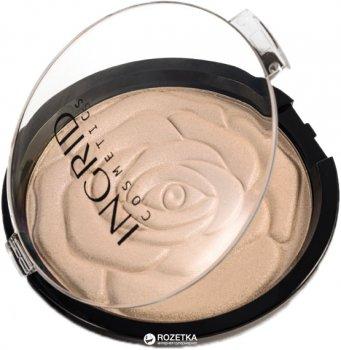 Прозрачная компактная пудра Ingrid Cosmetics HD Beauty Innovation Transparent 25 г (5901468921027)