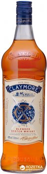 Виски Claymore 1 л 40% (5010196020138)