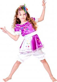 Карнавальный костюм Сашка Хлопушка НГ-134 104 см Фиолетовый (971580)