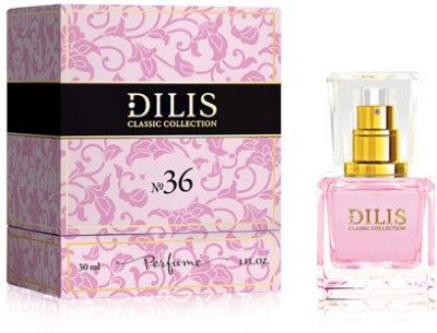 Духи для женщин Dilis Parfum Classic Collection №36 30 мл (4810212014223)