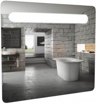 Зеркало AQUA RODOS Гамма с LED-подсветкой 80 см