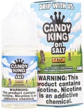 Рідина для POD-систем Candy King on Salt Batch 30 мл (Лимонад) (CK-B)