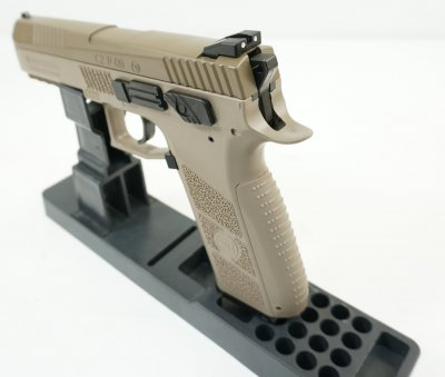 Пістолет пневматичний ASG CZ P-09 Pellet DT-FDE Blowback. 23702877