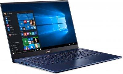Ноутбук Acer Swift 5 SF514-54T-71ZX (NX.HHYEU.00E) Charcoal Blue