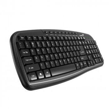 Клавиатура Genius KB-M225C USB Black (31310479108)