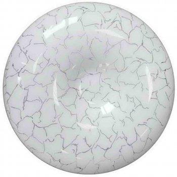Настінно-стельовий світильник Декора Мармур 21395-02 36W 4000K d395 (DE-50783)