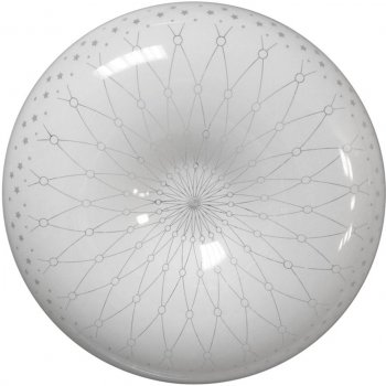 Настінно-стельовий світильник Декора Гербера 22340-02 27W 4000K d340 (DE-50785)