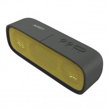 "Портативна bluetooth MP3 колонка ""Aukey SK-M7 Original Black (NP-1625)"