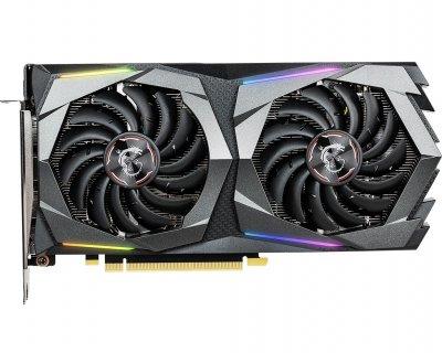 Відеокарта GF GTX 1660 Super 6GB GDDR6 Gaming X MSI (GeForce GTX 1660 Super Gaming X)