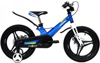 """Детский велосипед Ardis Falcon X 16"""" 9"""" Синий (04219)"""