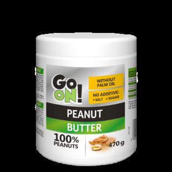 Арахисовая паста Go On Nutrition Peanut butter smooth