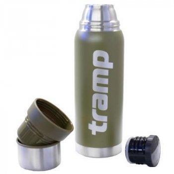Термос Tramp 0,75 л оливковий (TRC-031-olive)