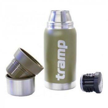 Термос Tramp 0,5 л оливковий (TRC-030-olive)