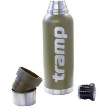 Термос Tramp 1,2 л оливковий (TRC-028-olive)