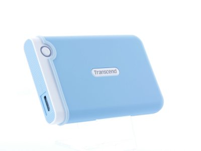 USB HDD (зовнішній вінчестер) 1TB Transcend StoreJet™ TS1TSJ25M3B Blue