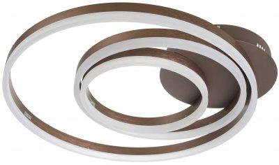 Світильник настінно-стельовий Brille BL-954С/132 Вт COF (24-282)