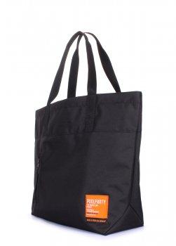 Городская сумка POOLPARTY Razor Черная