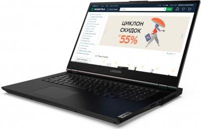 Ноутбук Lenovo Legion 5 17ARH05H (82GN002QRA) Phantom Black