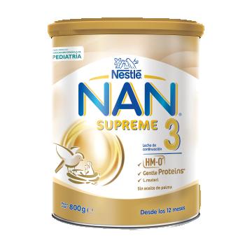 Сухая молочная смесь NAN Supreme 3 с олигосахаридами, 800 г (303461)