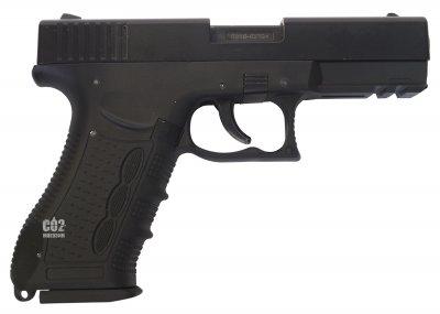 """Пістолет під патрон Флобера СЕМ """"Клон"""". 16620331"""