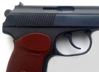 Пістолет під патрон Флобера СЕМ ПМФ-1. 16620065