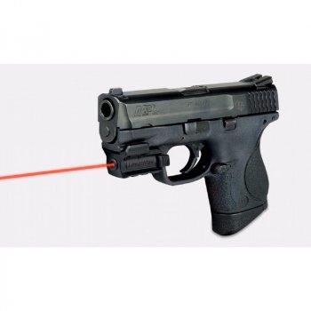 Целеуказатель LaserMax Spartan з ліхтарем 120lm на планку Picatinny червоний. 33380017