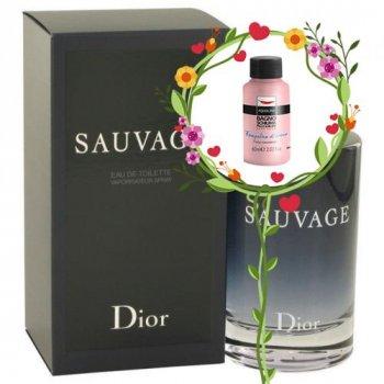 Мужская парфюмерия DIOR SAUVAGE EDT SPRAY 200ML (3348901321129)