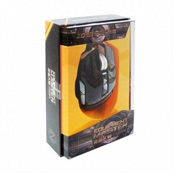 Компьютерная игровая мышь Zornwee GX10, Чёрный