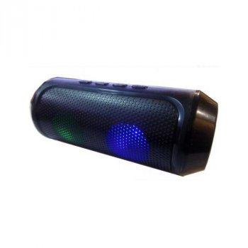 Портативна bluetooth колонка SPS Q610 6Вт USB/Bluetooth чорний (im-46034)