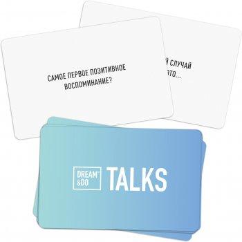 Розмовна гра 1DEA.me Dream & Do Talks Family edition (DDTA-Family)