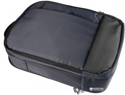 """Сумка-рюкзак трансформер для ноутбука Modecom Trenton 15.6"""" Blue (TOR-MC-TRENTON-BLU)"""