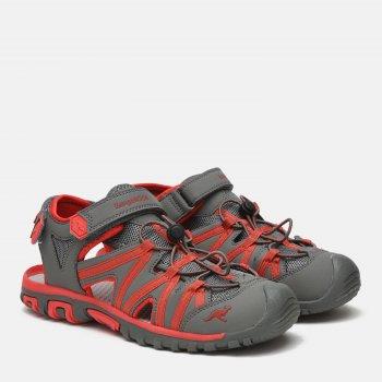 Сандалії Kangaroos 18185-000-2015 Steel Grey/Red