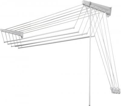 Сушка для белья Jumbo Steed настенная подвесная 180 см (103/5)