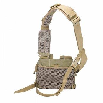 Тактическая сумка 5.11 2-BANGER BAG 56180 Sandstone