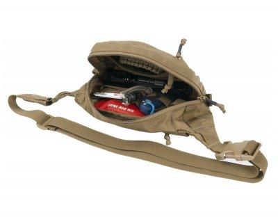 Тактическая поясная сумка Helikon-Tex POSSUM® WAIST PACK TB-PSM - CORDURA® Койот (Coyote)