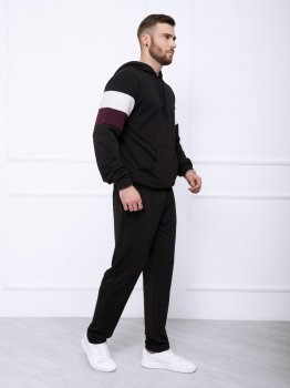 Спортивный костюм ISSA PLUS GN-415 Черный