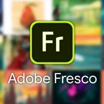 Adobe Fresco for teams. Ліцензія для комерційних організацій і приватних користувачів, річна передплата на одного користувача в межах замовлення від 1 до 9 (65303274BA01A12)