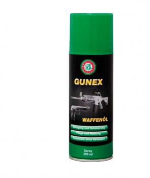 Масло збройне Klever Ballistol Gunex 2000 spray 200ml (429.00.11)