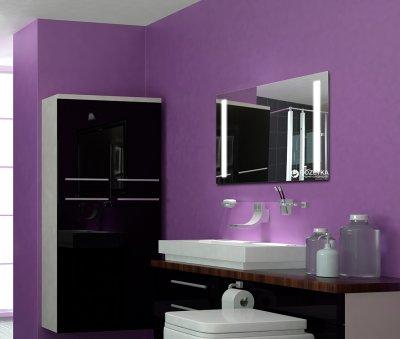 Зеркало J-MIRROR EcoLED 02 70x80