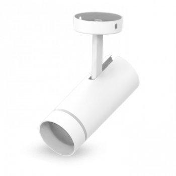 Накладної поворотний світлодіодний світильник Feron AL556 10W білий