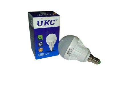 Лампа светодиодная LED UKC Bulb Light E14 5W