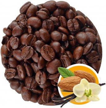 Кофе зерновой Кофейные Шедевры Ванильный Миндаль 500 г (4820198871819_4820198871932)
