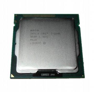 Процесор LGA 1155 Core i5-2500S 4/(4)x3.7 GHz/6 MB Б/У