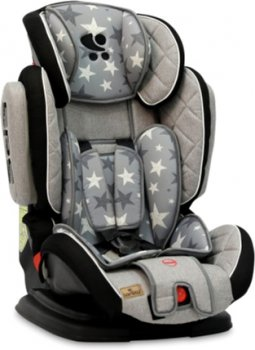 Автокрісло Bertoni (Lorelli) Magic Premium 9-36 кг Grey Stars (MAGIC grey stars)