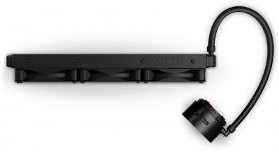 Система рідинного охолодження NZXT Kraken Z73 — 360 мм AIO Liquid Cooler with LCD Display (RL-KRZ73-01)