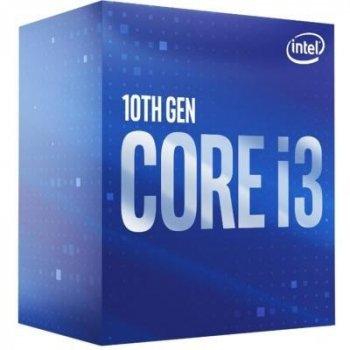 Процесор INTEL Core™ i3 10100F (BX8070110100F)
