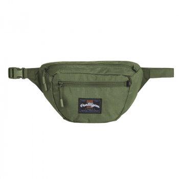 Поясна сумка Pentagon MINOR TRAVEL POUCH K17080 Олива (Olive)