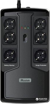 Mustek PowerMust 800 Offline 800VA/400W (800-LED-OFF-T10)